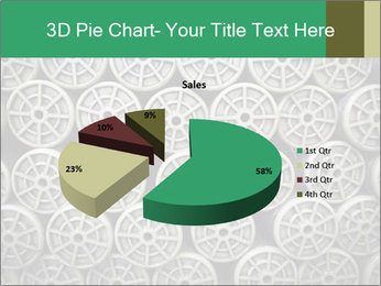 Old and empty reel PowerPoint Template - Slide 35