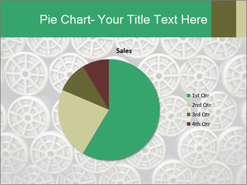 Old and empty reel PowerPoint Template - Slide 36