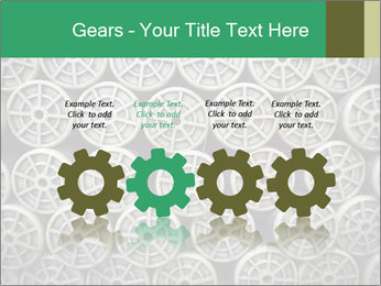 Old and empty reel PowerPoint Template - Slide 48