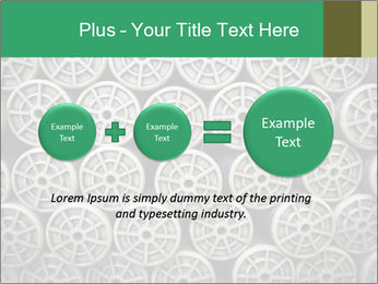 Old and empty reel PowerPoint Template - Slide 75