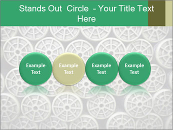 Old and empty reel PowerPoint Template - Slide 76