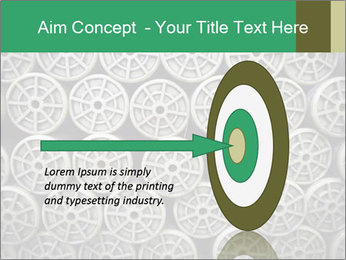 Old and empty reel PowerPoint Template - Slide 83