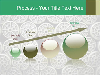 Old and empty reel PowerPoint Template - Slide 87