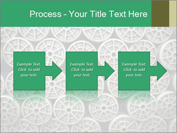 Old and empty reel PowerPoint Template - Slide 88