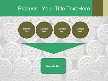 Old and empty reel PowerPoint Template - Slide 93