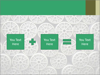 Old and empty reel PowerPoint Template - Slide 95