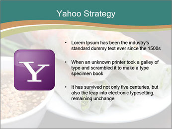 Fresh Spring Roll PowerPoint Template - Slide 11
