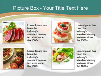 Fresh Spring Roll PowerPoint Template - Slide 14