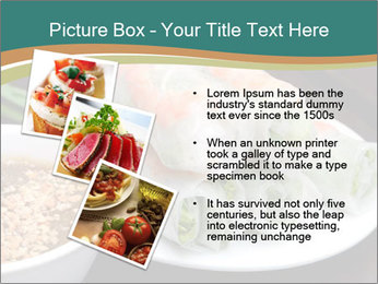 Fresh Spring Roll PowerPoint Template - Slide 17