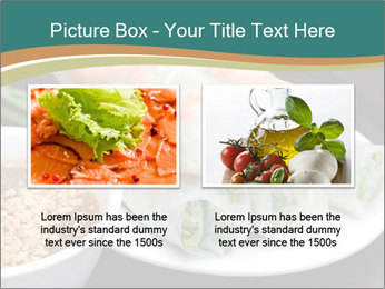 Fresh Spring Roll PowerPoint Template - Slide 18