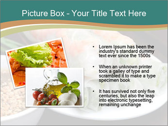 Fresh Spring Roll PowerPoint Template - Slide 20