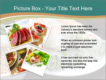 Fresh Spring Roll PowerPoint Template - Slide 23