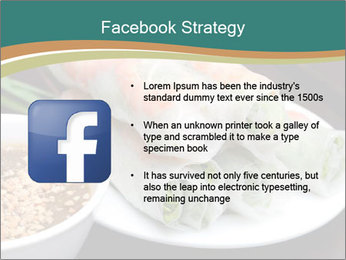 Fresh Spring Roll PowerPoint Template - Slide 6