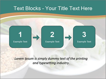 Fresh Spring Roll PowerPoint Template - Slide 71