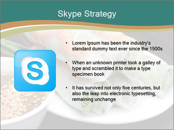 Fresh Spring Roll PowerPoint Template - Slide 8