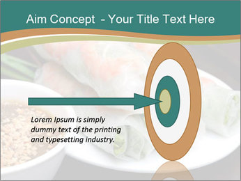 Fresh Spring Roll PowerPoint Template - Slide 83