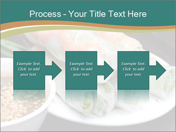 Fresh Spring Roll PowerPoint Template - Slide 88