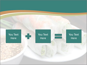 Fresh Spring Roll PowerPoint Template - Slide 95