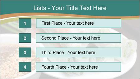 Fresh Spring Roll PowerPoint Template - Slide 3