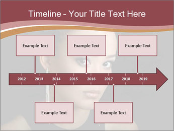 The girl the mulatto PowerPoint Templates - Slide 28