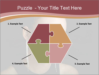The girl the mulatto PowerPoint Templates - Slide 40