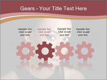 The girl the mulatto PowerPoint Templates - Slide 48