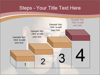 The girl the mulatto PowerPoint Templates - Slide 64
