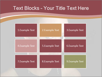 The girl the mulatto PowerPoint Templates - Slide 68