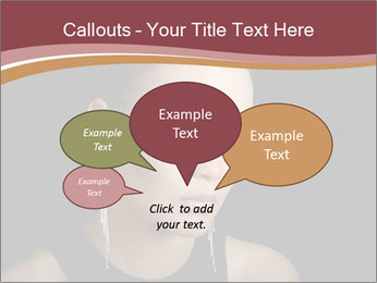 The girl the mulatto PowerPoint Templates - Slide 73