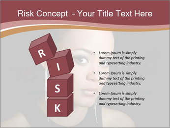 The girl the mulatto PowerPoint Templates - Slide 81