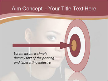 The girl the mulatto PowerPoint Templates - Slide 83