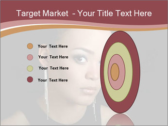 The girl the mulatto PowerPoint Templates - Slide 84