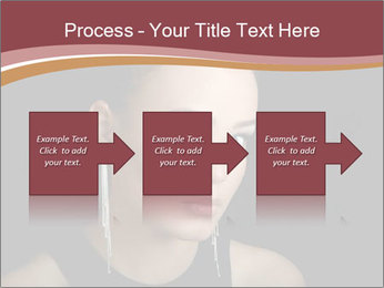The girl the mulatto PowerPoint Templates - Slide 88