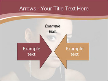 The girl the mulatto PowerPoint Templates - Slide 90