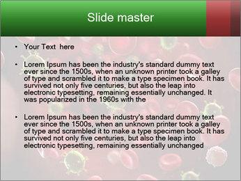 3d rendered PowerPoint Template - Slide 2