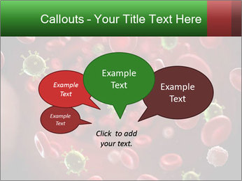 3d rendered PowerPoint Template - Slide 73