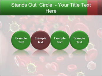 3d rendered PowerPoint Template - Slide 76