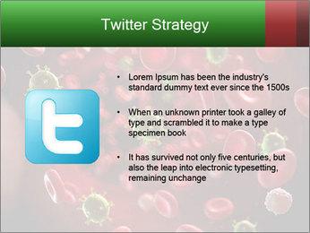 3d rendered PowerPoint Template - Slide 9