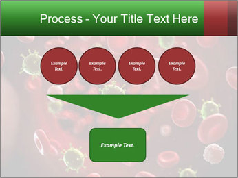3d rendered PowerPoint Template - Slide 93
