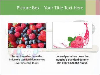 Berries and pills PowerPoint Templates - Slide 18