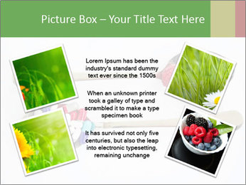 Berries and pills PowerPoint Templates - Slide 24