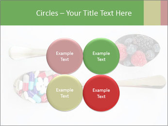 Berries and pills PowerPoint Templates - Slide 38