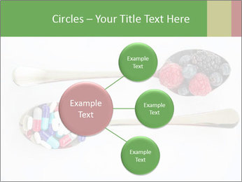 Berries and pills PowerPoint Templates - Slide 79