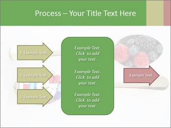 Berries and pills PowerPoint Templates - Slide 85