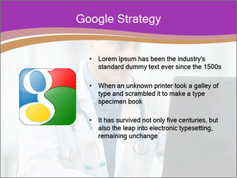 Doctor using PowerPoint Templates - Slide 10