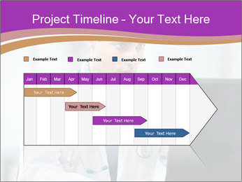 Doctor using PowerPoint Templates - Slide 25