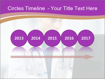 Doctor using PowerPoint Templates - Slide 29