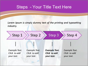 Doctor using PowerPoint Templates - Slide 4