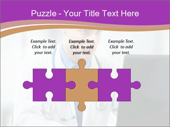 Doctor using PowerPoint Templates - Slide 42