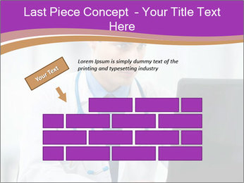 Doctor using PowerPoint Templates - Slide 46